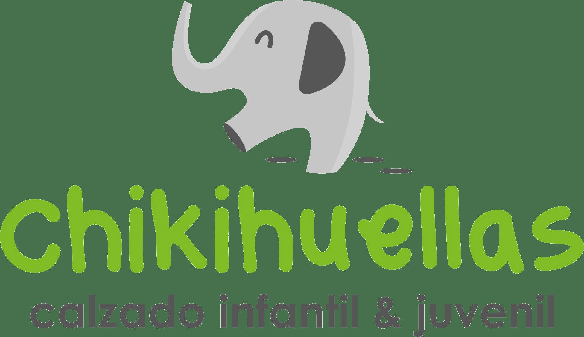 Logo Chikihuellas calzado infantil & juvenil