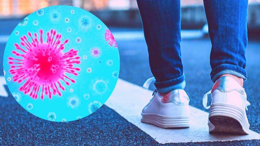 desinfectar zapatos ante el coronavirus